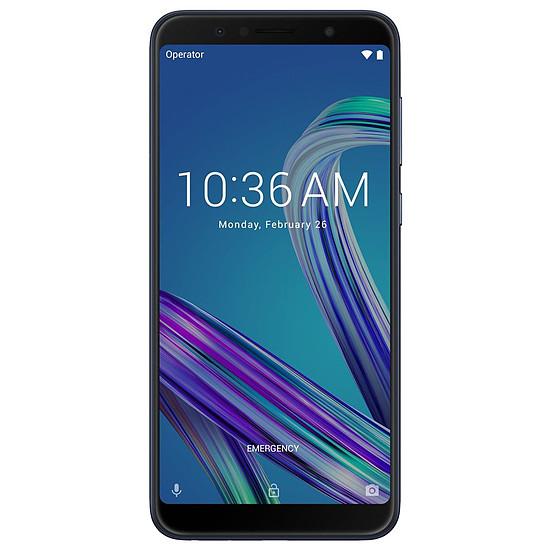 Smartphone et téléphone mobile Asus ZenFone Max Pro M1 (noir abyssal) - 4 Go - 64 Go - Autre vue
