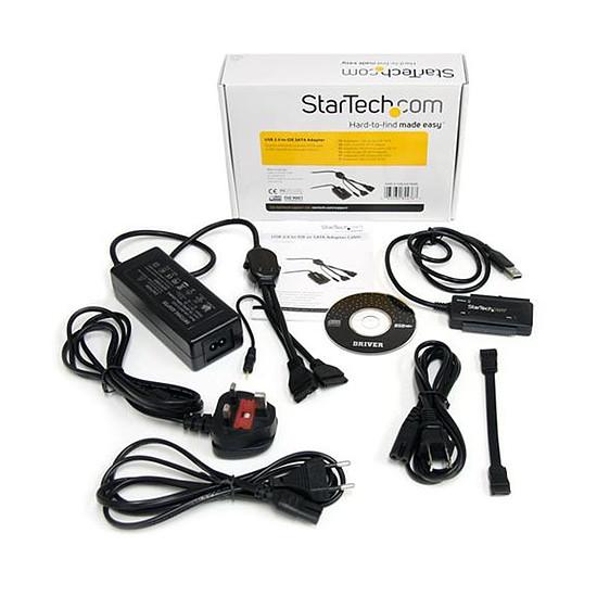 Serial ATA StarTech.com Adaptateur Convertisseur USB 2.0 / SATA ou IDE - Autre vue