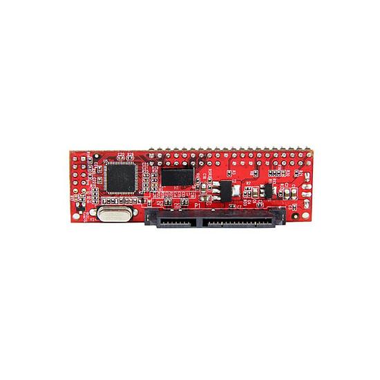 """IDE StarTech.com Adaptateur Convertisseur IDE/SATA 2.5"""" et Graveur - Autre vue"""
