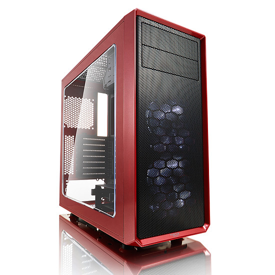 Boîtier PC Fractal Design Focus G Mystic Red