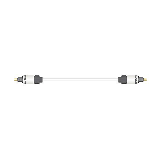 Câble audio numériques Real Cable MONITEUR Câble optique - 3 m