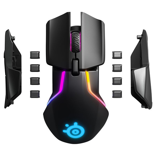 Souris PC SteelSeries Rival 650