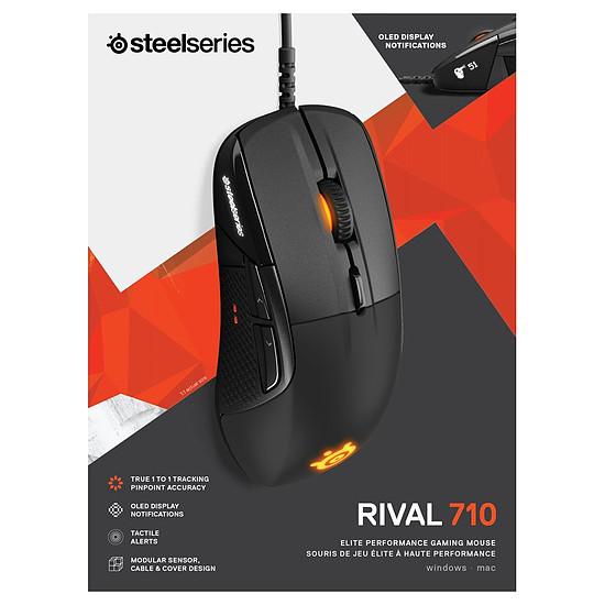 Souris PC SteelSeries Rival 710 - Autre vue