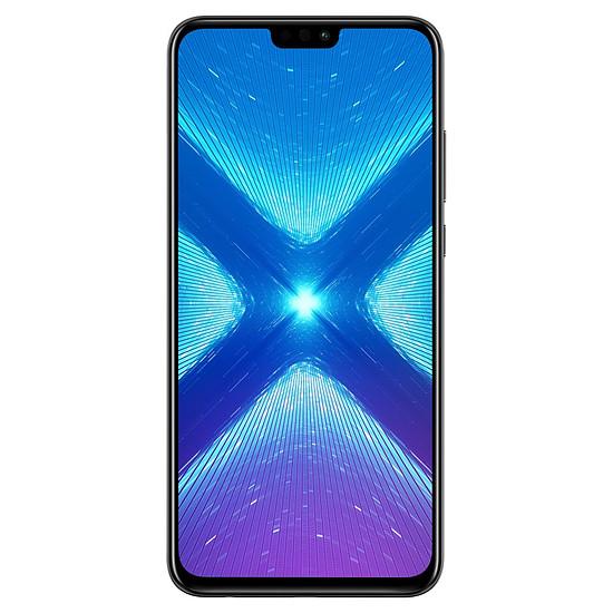 Smartphone et téléphone mobile Honor 8X (noir) - 64 Go - 4 Go - Autre vue