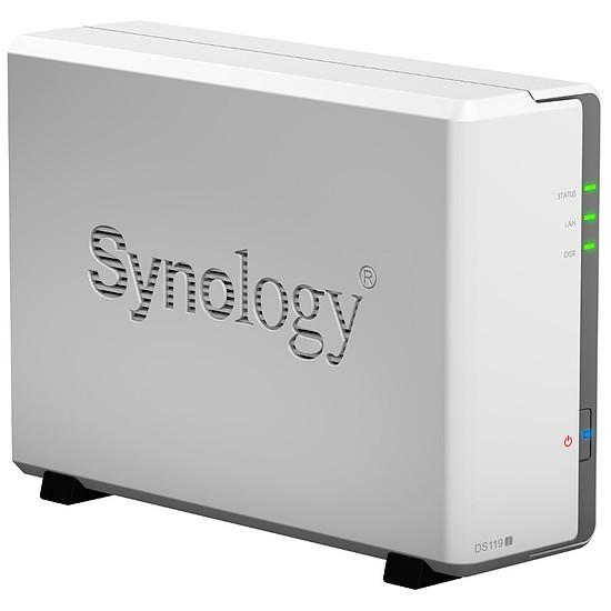 Serveur NAS Synology NAS DS119j - Autre vue