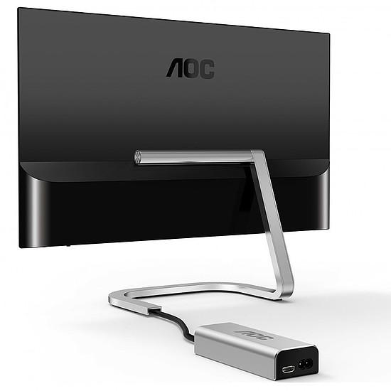 Écran PC AOC PDS241 - Autre vue