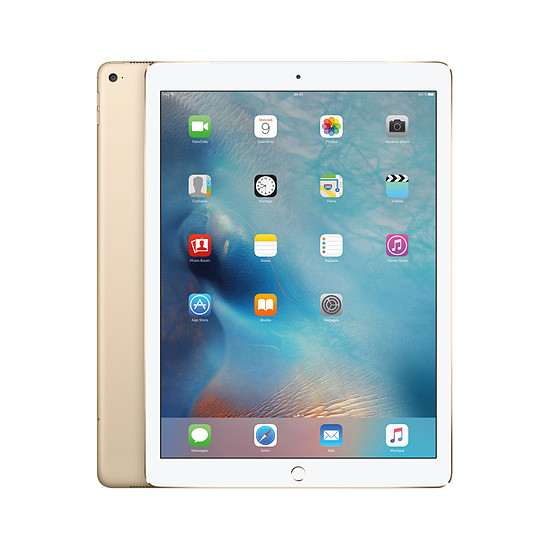 Tablette Apple iPad Pro 12,9 - Wi-Fi - 4G - 128 Go - Gold