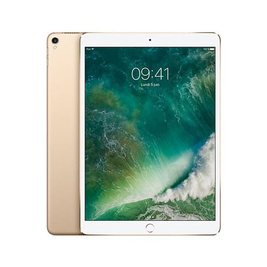 Tablette Apple iPad Pro 10,5 - Wi-Fi - 64 Go - Gold