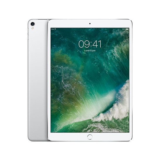 Tablette Apple iPad Pro 10,5 - Wi-Fi - 4G - 512 Go - Silver
