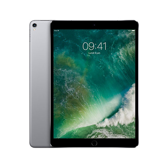 Tablette Apple iPad Pro 10,5 - Wi-Fi - 256 Go - Gris Sidéral