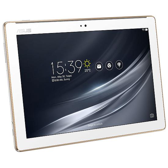 Tablette Asus ZenPad 10 pouces Z301M-1B008A 16 Go - Blanc Perle