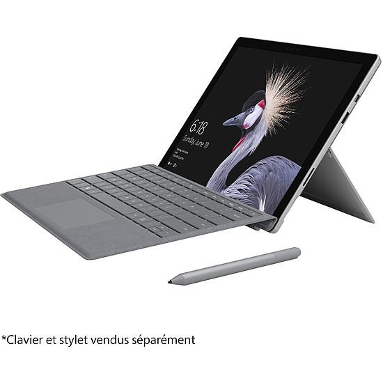 Tablette Microsoft Surface Pro 2017 - Intel Core i7 - 256 Go - 8 Go - Autre vue