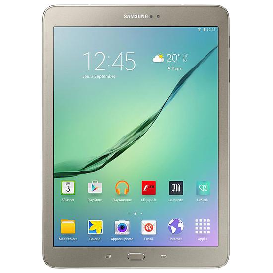 """Tablette Samsung Galaxy Tab S2 9.7"""" VE 32 Go Wi-Fi (Gold)"""