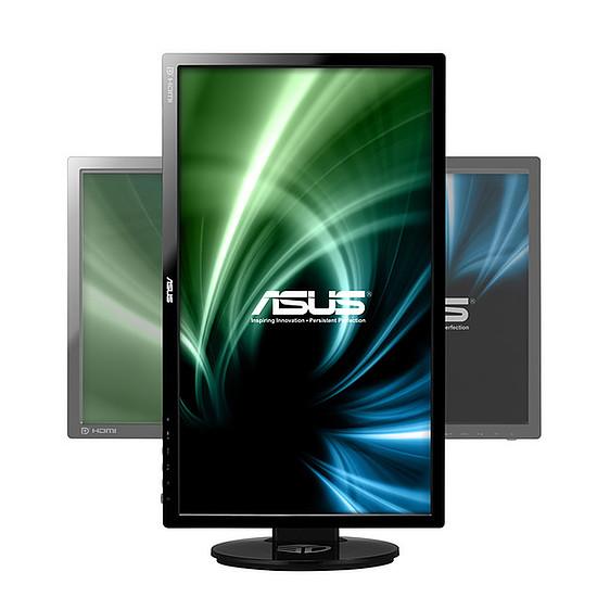 Écran PC Asus VG248QE x3 - Autre vue
