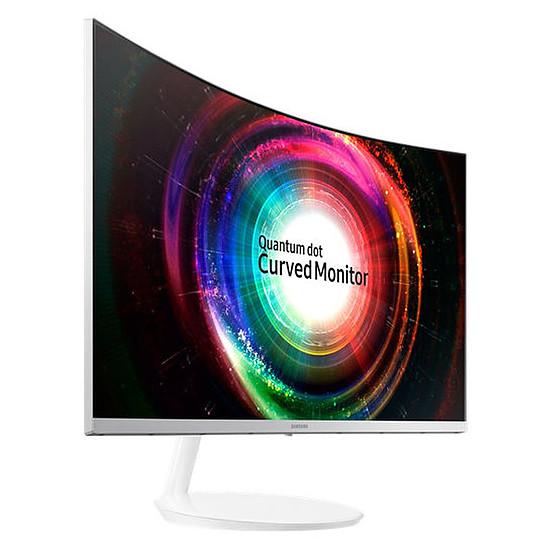 Écran PC Samsung C27H711QEU - Autre vue