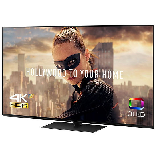 TV Panasonic TX55FZ800E TV OLED UHD 4K HDR 139 cm - Autre vue