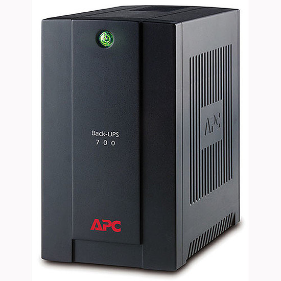 Onduleur APC Back-UPS BX 700VA - Prises FR