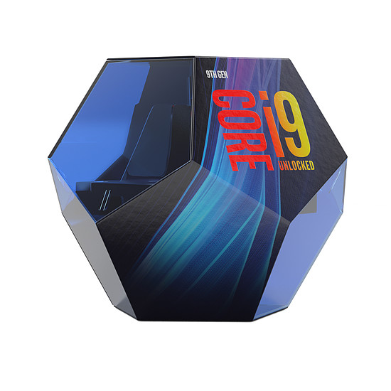 Processeur Intel Core i9 9900K
