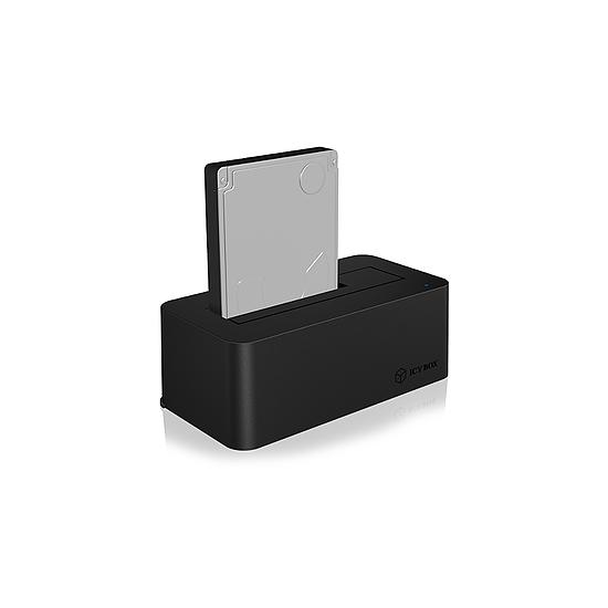 Dock pour disque dur Icy Box IB-112StU3-B - Autre vue