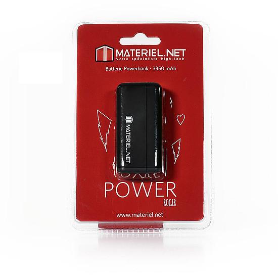 Batterie et powerbank Materiel.net Power Roger