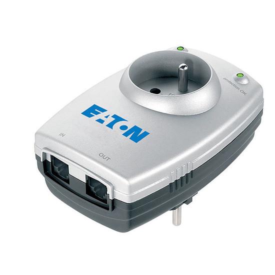 Prise parafoudre Eaton Protection Box 1 Tel@