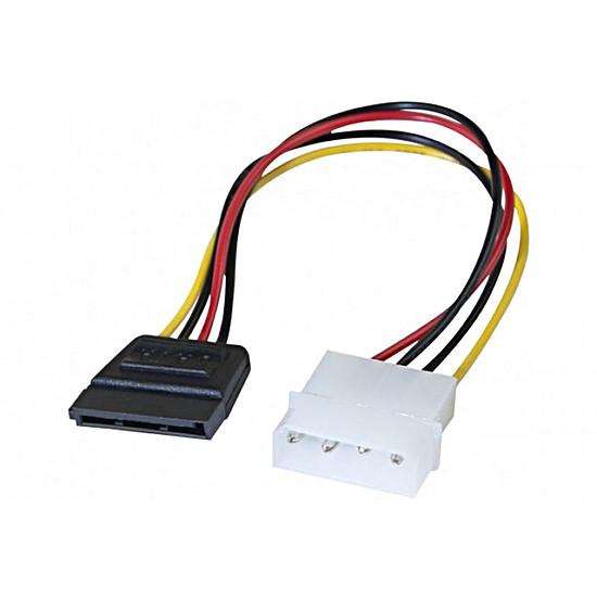 Alimentation StarTech.com Câble d'alimentation SATA / Molex - 15 cm