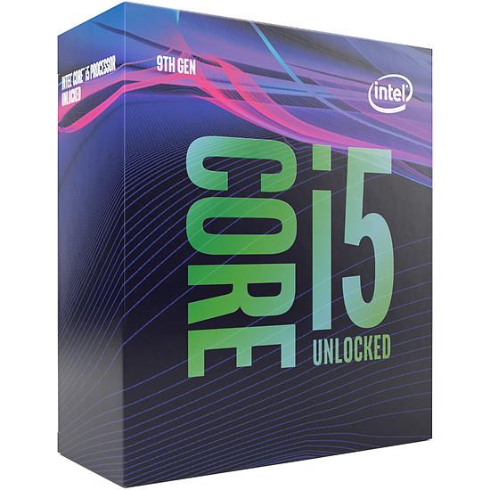 Processeur Intel Core i5 9600