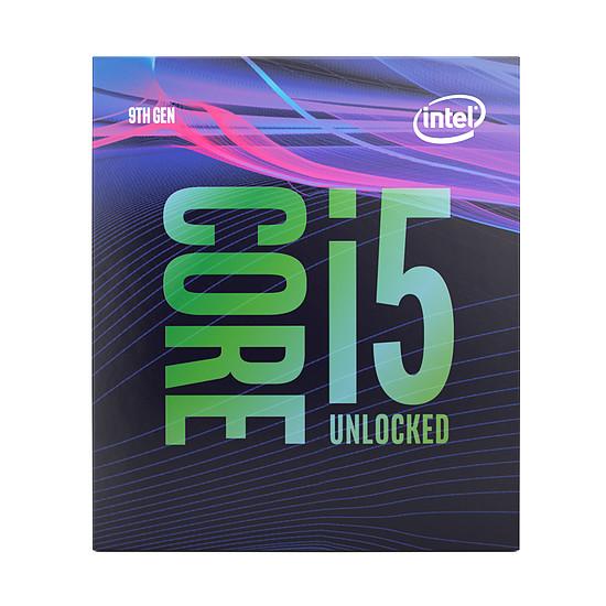 Processeur Intel Core i5 9600 - Autre vue