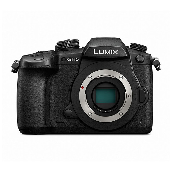 Appareil photo hybride Panasonic Lumix DMC-GH5 (boitier nu)