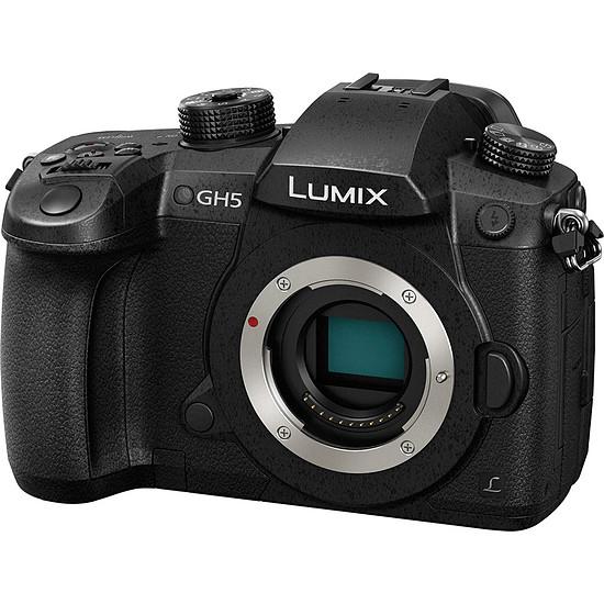 Appareil photo hybride Panasonic Lumix DMC-GH5 + Leica 12-60 mm - Autre vue