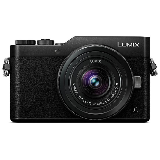 Appareil photo hybride Panasonic Lumix DMC-GX80 noir + 12-32 mm
