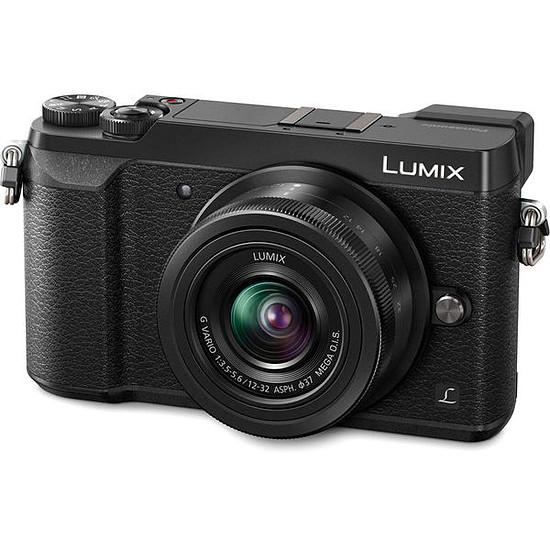 Appareil photo hybride Panasonic Lumix DMC-GX80 noir + 12-32 mm - Autre vue