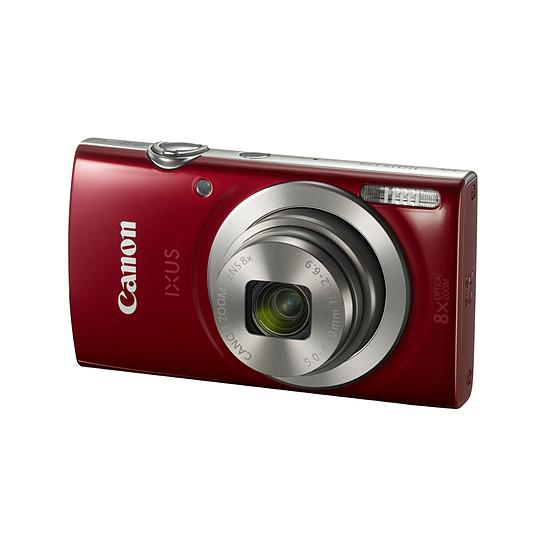 Appareil photo compact ou bridge Canon Ixus 185 Rouge - Autre vue