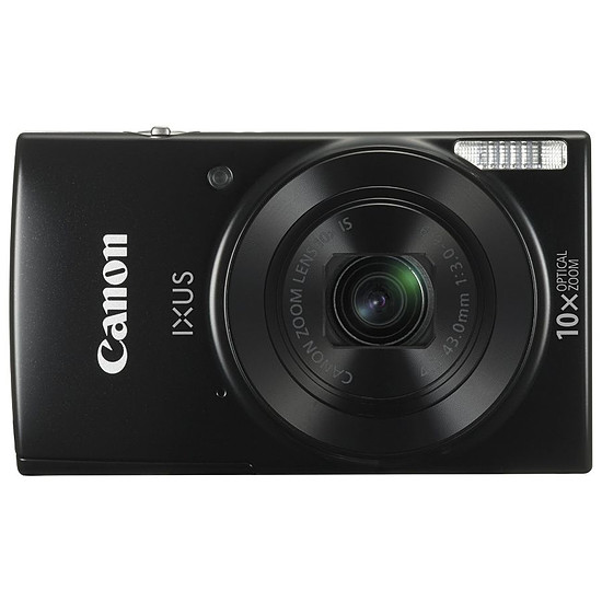 Appareil photo compact ou bridge Canon Ixus 190 Noir