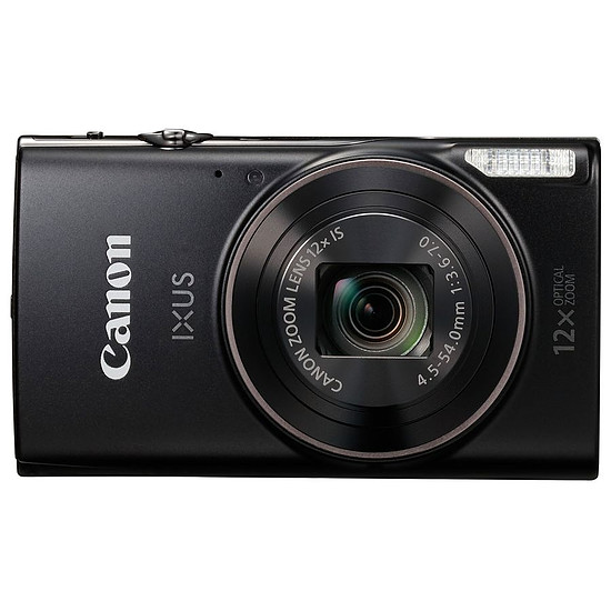 Appareil photo compact ou bridge Canon Ixus 285 HS Noir