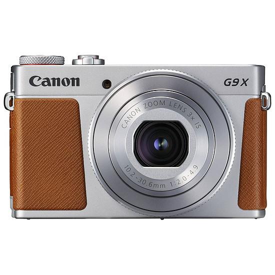 Appareil photo compact ou bridge Canon PowerShot G9X Mark II Silver