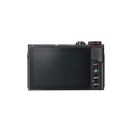 Appareil photo compact ou bridge Canon PowerShot G9X Mark II Noir - Autre vue
