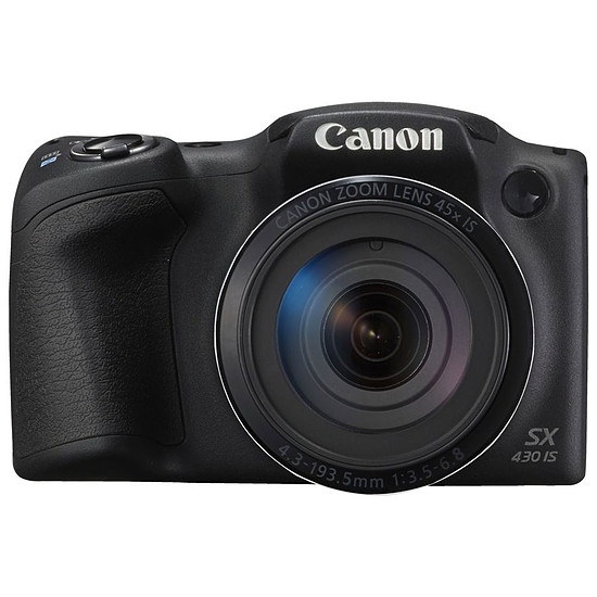 Appareil photo compact ou bridge Canon PowerShot SX430 IS Noir