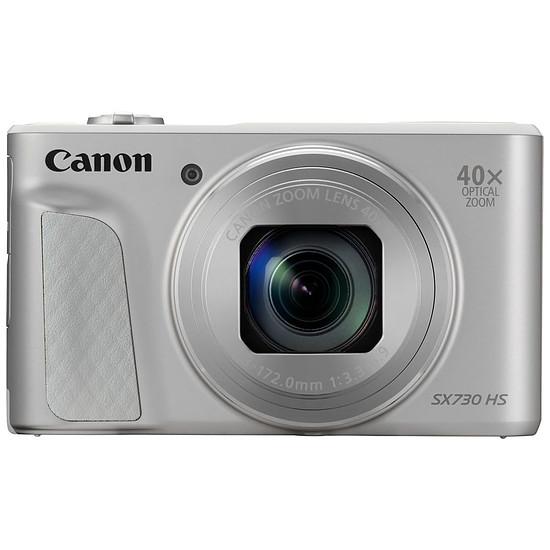 Appareil photo compact ou bridge Canon Powershot SX730 HS Argent
