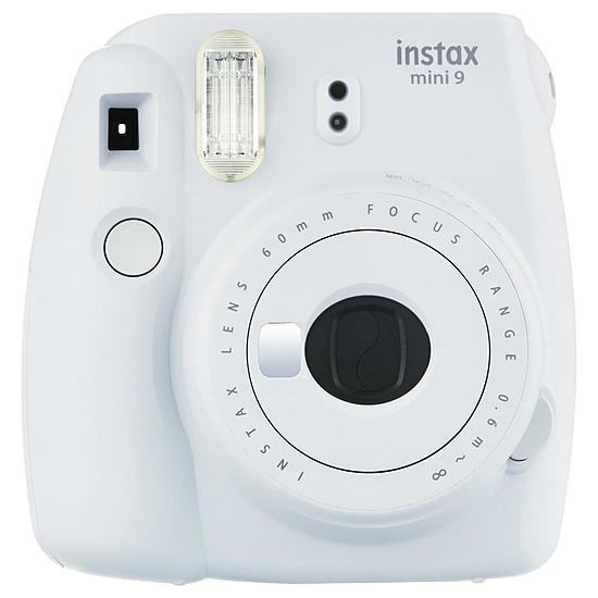 Appareil photo compact ou bridge Fujifilm Instax Mini 9 Blanc - Autre vue