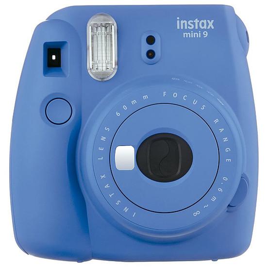 Appareil photo compact ou bridge Fujifilm Instax MINI 9 Bleu cobalt
