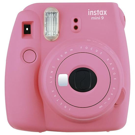 Appareil photo compact ou bridge Fujifilm Instax Mini 9 Rose