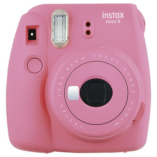 Appareil photo compact ou bridge Fujifilm Instax MINI 9 Rose - Autre vue