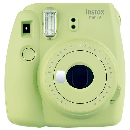 Appareil photo compact ou bridge Fujifilm Instax MINI 9 Vert