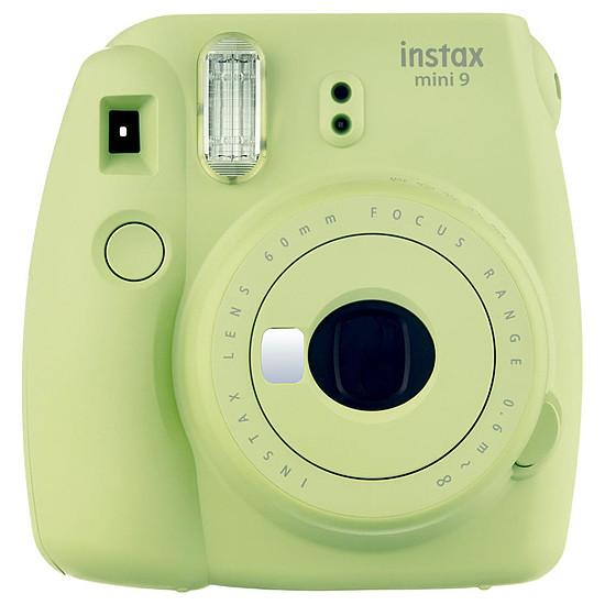 Appareil photo compact ou bridge Fujifilm Instax Mini 9 Vert - Autre vue