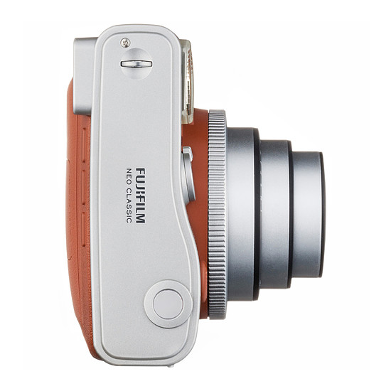 Appareil photo compact ou bridge Fujifilm Instax MINI 90 Neo Classic Marron - Autre vue