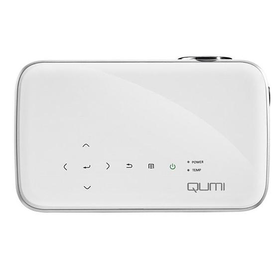 Vidéoprojecteur Vivitek QUMI Q8 (Blanc) - DLP LED Full HD - 1000 Lumens - Autre vue