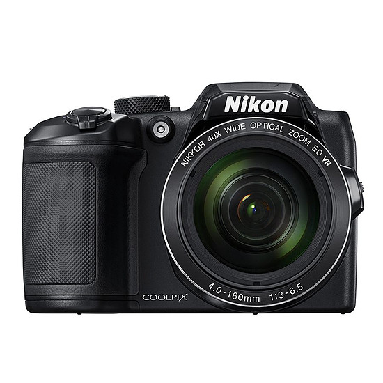 Appareil photo compact ou bridge Nikon Coolpix B500 Noir