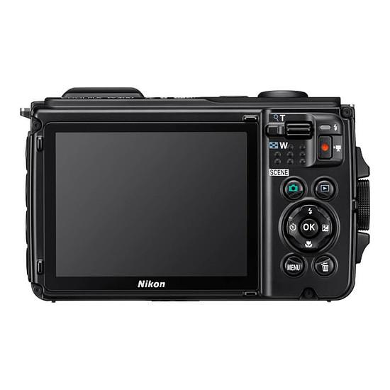 Appareil photo compact ou bridge Nikon Coolpix W300 Jaune - Autre vue