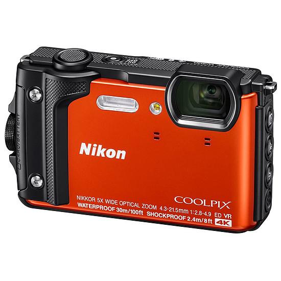 Appareil photo compact ou bridge Nikon Coolpix W300 Orange